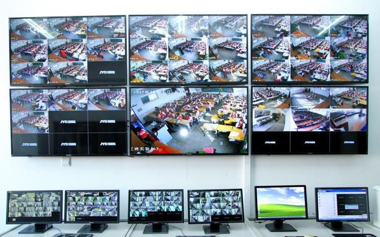 监控系统包含什么?